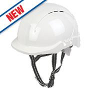 Centurion Concept Heighmaster Safety Helmet White