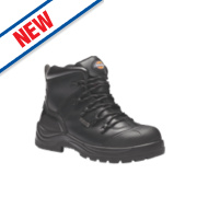 Dickies Talpa Safety Boots Black Size 7