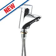 Armitage Shanks Contour 21 Sequential Long Lever Bathroom Basin Mixer Tap