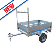 Maypole Trailer Ladder Rack