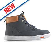 Scruffs Mistral Safety Boots Navy Size 7