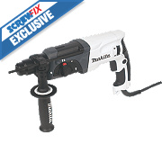 Makita HR2470WX/2 3kg SDS Plus Hammer Drill 240V
