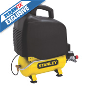 Stanley A6BB304SCR512 6Ltr Air Compressor 240V