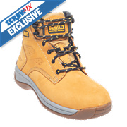 DeWalt Bolster Ladies Safety Boots Honey Size 3