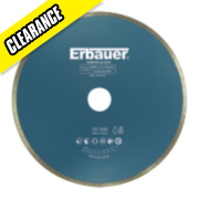 Erbauer Diamond Tile Blade 200 x 2.0 x 25.4mm