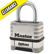 Master Lock Pro Series Combination Padlock 57mm