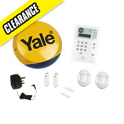 Yale Family Wireless Alarm Kit