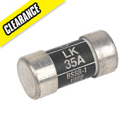 Wylex SFCFL35 35A Cartridge Fuse