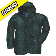 STORMBEATER JACKET FOREST GREEN MEDIUM