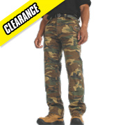DICKIES CAMO TROUSERS M 34 EACH