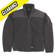 "DeWalt Thermoskyn Fleece Black XX Large 48"" Chest"