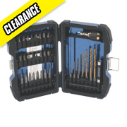 Quick Change HSS Bit Set 32 Piece Set