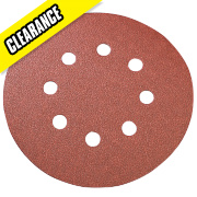 Sanding Disc 115mm 120 Grit Pack of 10