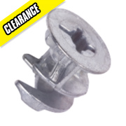 Cam Lock 18mm Pack of 50