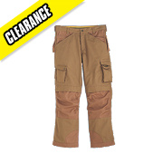 CAT C172 TRADEMARK TROUSERS BROWN 38W 34L