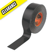 Gorilla Glue Cloth Tape Mesh Black 25mm x 9m