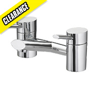 Bristan Oval Bath Filler Bathroom Tap