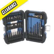 Quick Change Masonry Bit Set 32 Piece Set