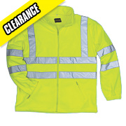 HI VIS FLEECE Y M