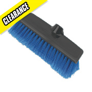 Unger Professional Water-Fed Scrubber Brush & Squeegee 10""