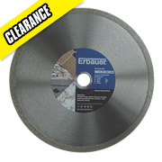 Erbauer Diamond Tile Blade 230mm