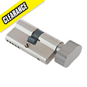 Century 5-Pin Euro Double Cylinder Lock with Thumbturn 35-35 (70mm)