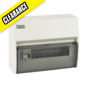 Crabtree 10-Way Fully Insulated Consumer Unit