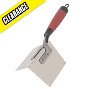 Marshalltown M25D Outside Corner Trowel with Durasoft Handle 9½""
