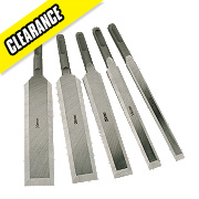 SDS Wood Chisel Set 5 Pc