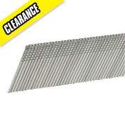 DeWalt DT9904 Galvanised Angled Finishing Nails 16ga x 63mm Pack of 2500