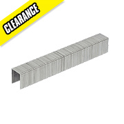 Tacwise Light Duty Staples Galvanised 14 x 11.35mm Pack of 5000