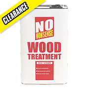 No Nonsense Wood Treatment Red Cedar 5Ltr