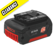Bosch 18V 2.6Ah Li-Ion Slot-In Batteries