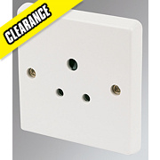 Crabtree 5A Unswitched Socket