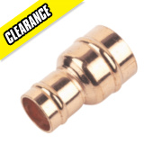 Reducing Coupler 22 x 15mm Pack of 10