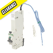 Crabtree 16A 30mA SP Type C Curve RCBO