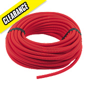 JG Speedfit Conduit Red 15mm x 50m