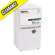 BRK CO850MBXi Carbon Monoxide Alarm + Back-Up Alarm