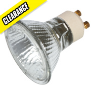 Sylvania Hi Spot Superia Mains Voltage Halogen Lamp GU10 181Lm 35W Pk5