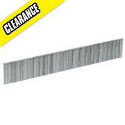 Bostitch Galvanised Brads 18ga x 20mm Pack of 5000