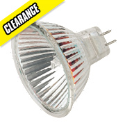 Osram GU5.3 Decostar 51S Standard MR16 Wide Beam Halogen Lamp GU5.3 20W Pk5
