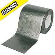 No Nonsense Flashing Tape Grey 225mm x 10m