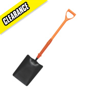 Spear and Jackson Insulated Taper Mouth Treaded Shovel