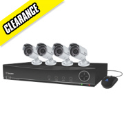 Swann DVR8-4100 8-Channel 960H DVR with 4 Cameras