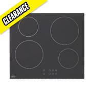 Belling IH60 Induction Hob Black 460 x 490mm