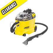 Karcher Puzzi 8/1C 1380W Carpet Cleaner 240V