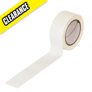 Wall Repair Tape White 50mm x 25m