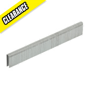 Tacwise Narrow Crown 90 Staples Galvanised 20 x 5.8mm Pack of 5000