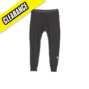 SNICKERS LONG JOHNS BLACK L