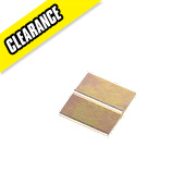 Chisels Yellow Zinc Plated Pack of 10